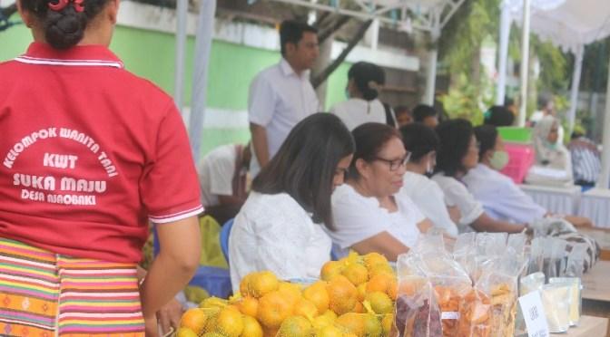 """""""Kenyang Tak Harus Nasi"""" Diversifikasi Pangan Lokal di Provinsi NTT"""