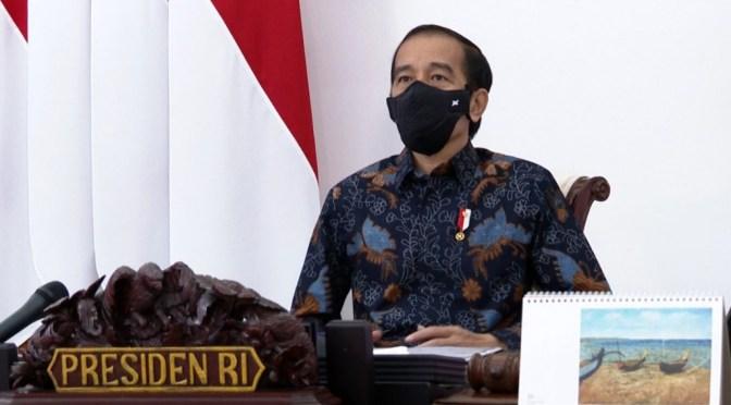 Presiden Jokowi: Aparat Birokrasi, TNI dan Polri Harus Netral dalam Pilkada