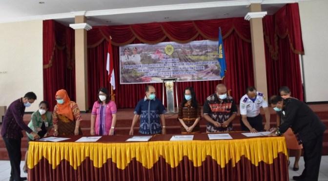 Pemkot Kupang Canangkan Zona Integritas Bebas Korupsi, Bersih & Melayani