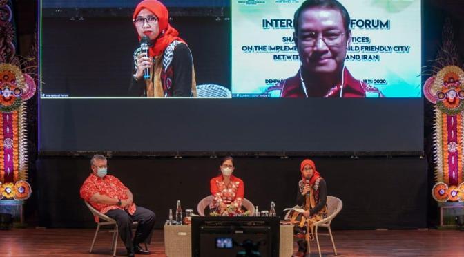 4 Pilar Pembangunan, Fondasi Mewujudkan Kab/Kota Layak Anak