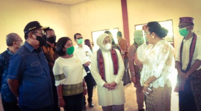 Menteri Tenaga Kerja Ida Fauziyah Puji Keindahan Alam dan Budaya NTT