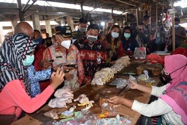 Pantau Stok dan Harga Sembako Jelang Natal di Kota Kupang, Ini Imbauan TPID