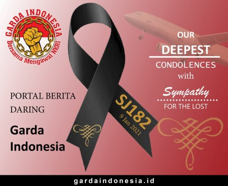 Sympathy To Sriwijaya Air SJ-182