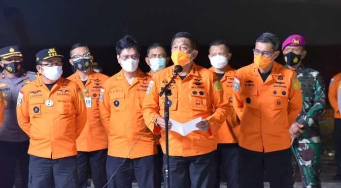 Hari Ke-4 Penelusuran Korban, Tim SAR Evakuasi 139 Kantong Jenazah