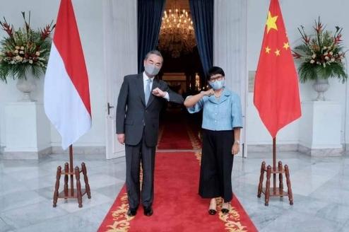 Indonesia Minta Tiongkok Hargai Hukum Internasional di Laut China Selatan