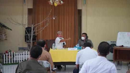 Kasus Covid-19 Tinggi, PSBK Bisa Diterapkan di Kota Kupang