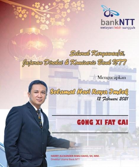 Bank NTT -- Imlek 2021