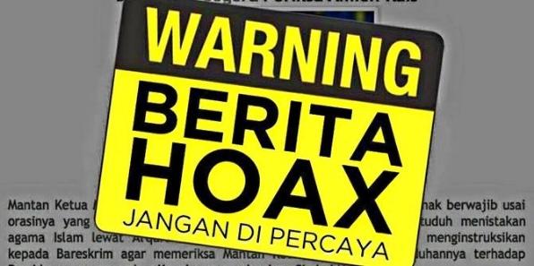 Hoaks! Seorang Jaksa Terima Suap Kasus Sidang Habib Rizieq Sihab