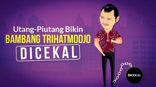 Perang Bambang Tri vs 'The Iron Lady SMI' Ayo Mencicil dan Jangan Pecicilan!