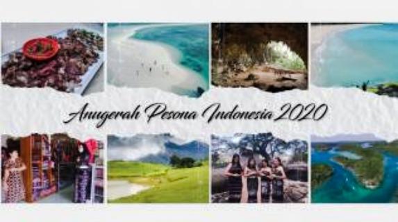 Masuk Tiga Besar, NTT Peluang Juara Umum Anugerah Pesona Indonesia 2020