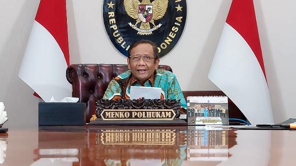 Mahfud MD Imbau Kepala Daerah Hindari Korupsi & Tunaikan Janji Politik