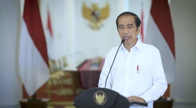 Presiden Jokowi : Kita Harus Bersatu Lawan Terorisme