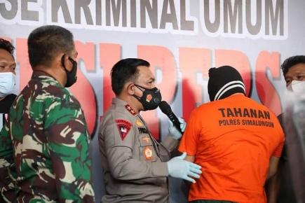 Polisi Bekuk & Ungkap Pelaku Penembakan Wartawan di Sumatra Utara
