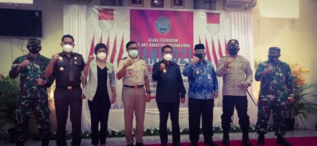 HANI 2021, Menuju Kabupaten Rote Ndao Bersih dari Narkoba