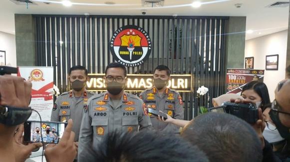 Bareskrim Polri Tangkap Buron Kasus Penipuan 223 Miliar Rupiah