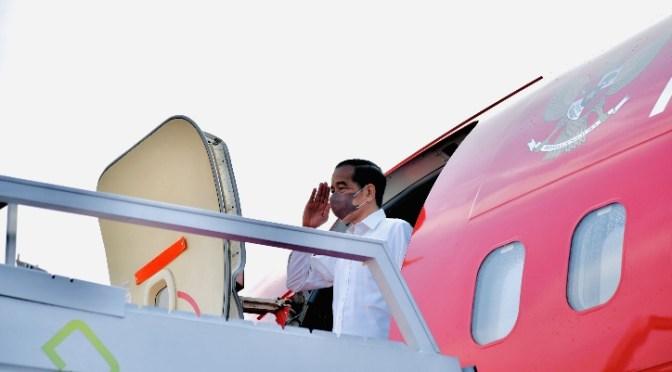 Presiden Jokowi Kunjungan Kerja di Labuan Bajo, Ini Agendanya