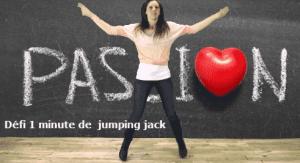 saut au poids de corps, jumping jack