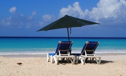Zum Entspannen: Sonnen- und Windschutz für die Terrasse