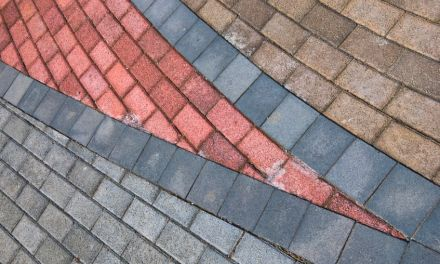 Gepflasterte Wege und Flächen – Highlight im Garten