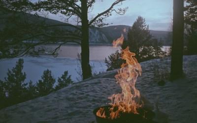 Feuer im Garten: Diese Produkte bringen Wärme in frische Sommerabende