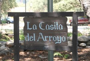 La Casita del Arroyo Garden