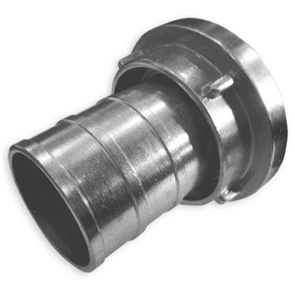 Jungtis 38 mm —  Plokscios pvc zarnos antgalis
