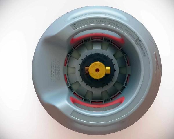 Kompozicinis-polimerinis dujų balionas 10 kg — kompozitinis balionas1