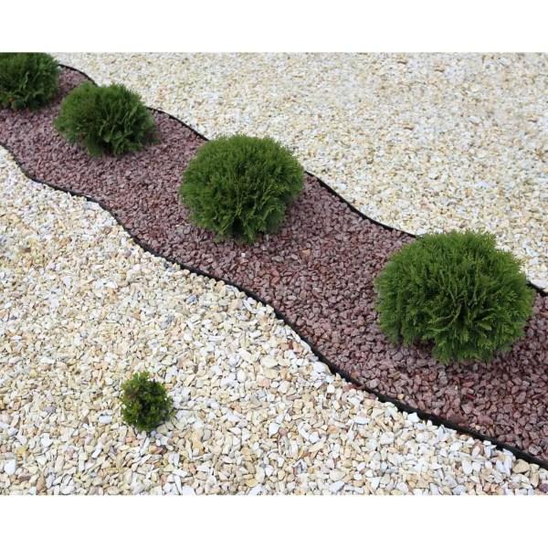 Vejos borteliai 3 metrai + 12 inkarų — vejos bortas formavimas