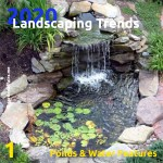 5 landscaping trends in 2020