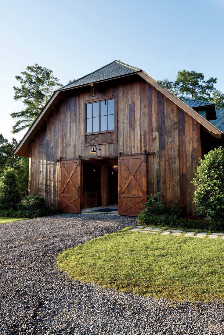 Inside The Bayou Party Barn Garden Amp Gun