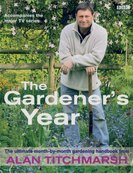 The Gardener's Year, best gardening books, gardening books, books for gardeners, books for new gardeners, garden books