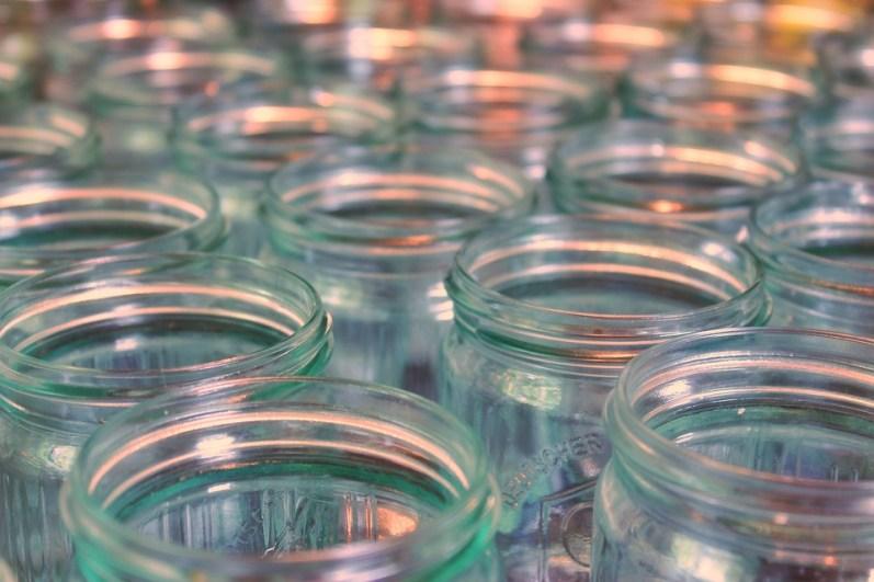 canning equipment, glass jars, mason jars, canning jars