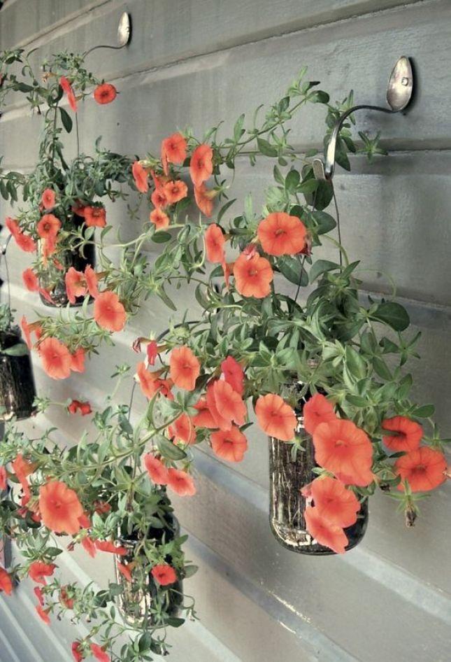 upcycling ideas, mason jar planters, mason jar vases, mason jars, upcycled mason jars