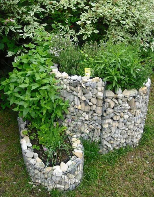 beautiful raised garden bed