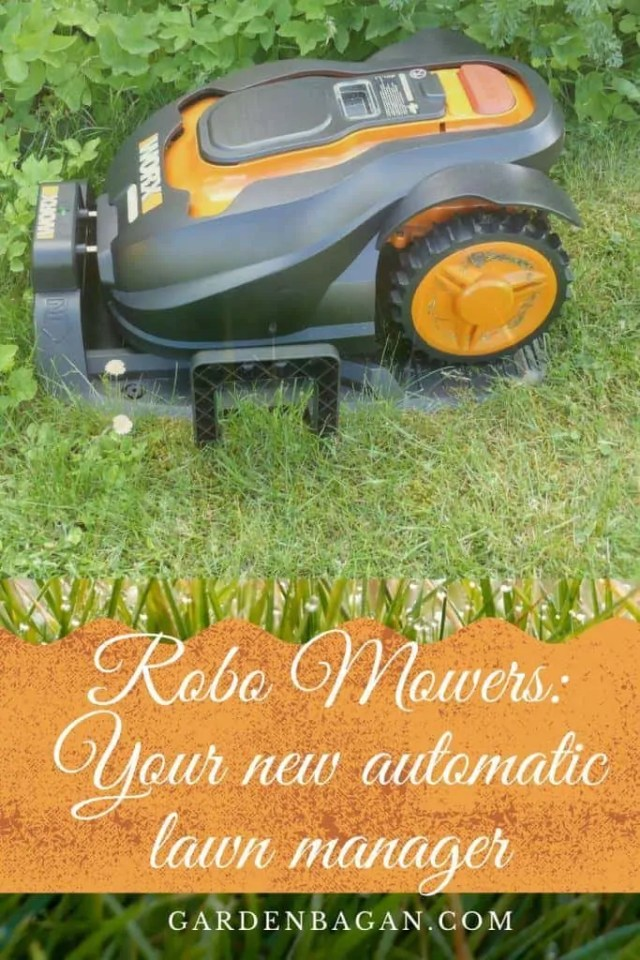 Robo Mowers-Your new automatic lawn manager