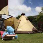 キャンプとブログ