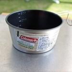 コールマンのシェラカップ追加