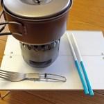 SOTO ミニポップアップテーブル フィールドホッパー
