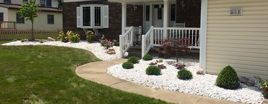 White River Rock Landscaping