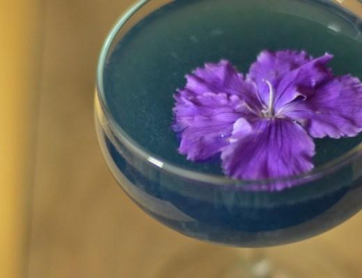 creme de violette cocktail gin lemon