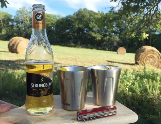 Strongbow Ginger Cider Daisy Cocktail