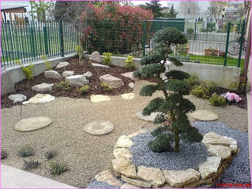 Landscaping Ideas For Small Front Yards Without Grass ... on Backyard Ideas Without Grass  id=97184