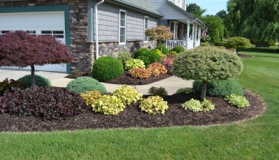 Best Front Sidewalk Landscaping Ideas | Design Ideas And Decor throughout Front Sidewalk Landscaping Ideas