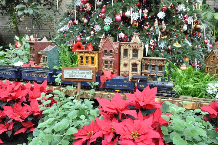 Holiday Train And Light Displays | Kidfriendly Dc inside Garden Light Festival Bear Creek Park