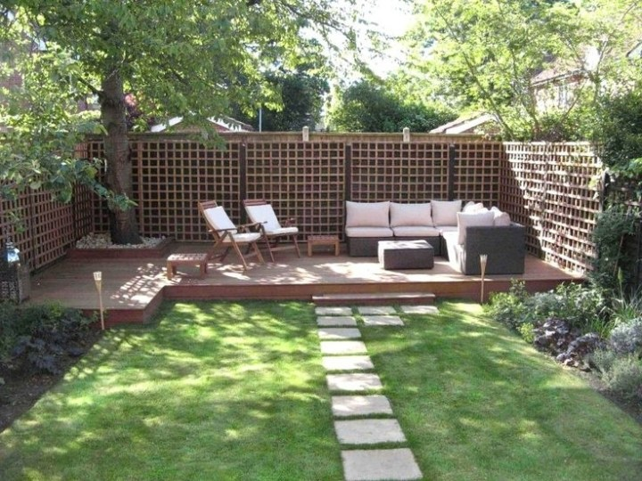 25+ Best Ideas About Low Maintenance Backyard On Pinterest | Low with Small Backyard Landscaping Ideas Low Maintenance