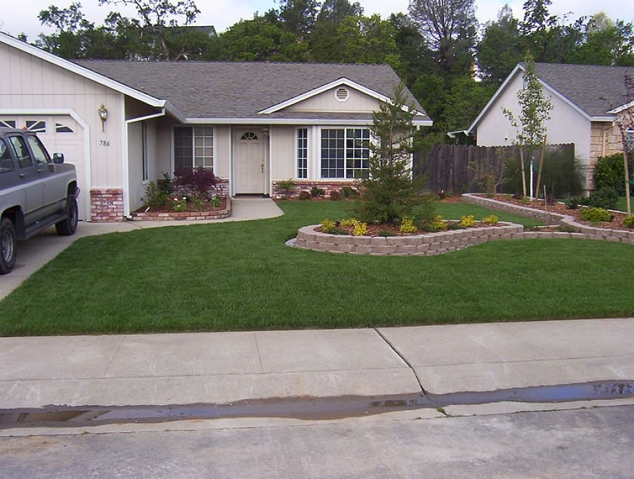 Landscaping Ideas For Small Ranch Style Homes Front Yard ...