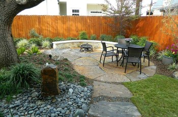 Backyard Decoration Ideas Ideas With Rock | Design Idea And pertaining to Backyard Rock Garden Ideas