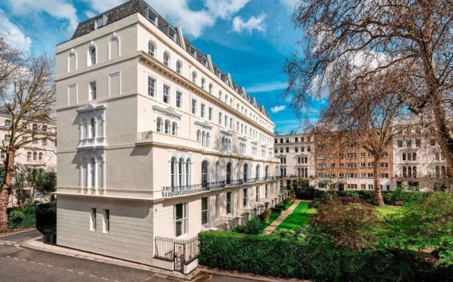 A Rare Chance To Buy A Luxury London Pad On A Private Garden Square throughout Garden House Kensington Gardens Square