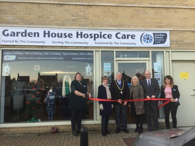 Garden House Hospice Care Have Opened A Store In Fairfield inside Garden House Hospice The Oval