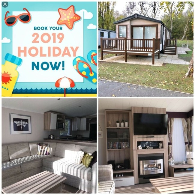 Haven Hopton Holiday Village Luxury Caravan Hire - Easter 8Th To for The Garden House Restaurant Hopton